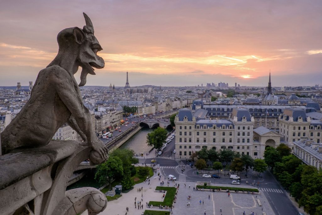 What I Learned about writing from a gargoyle