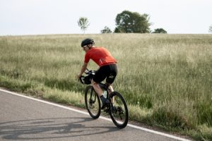 DK Stories cyclist