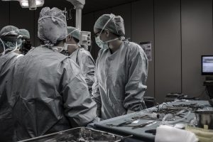 A Light Shining surgery hospital